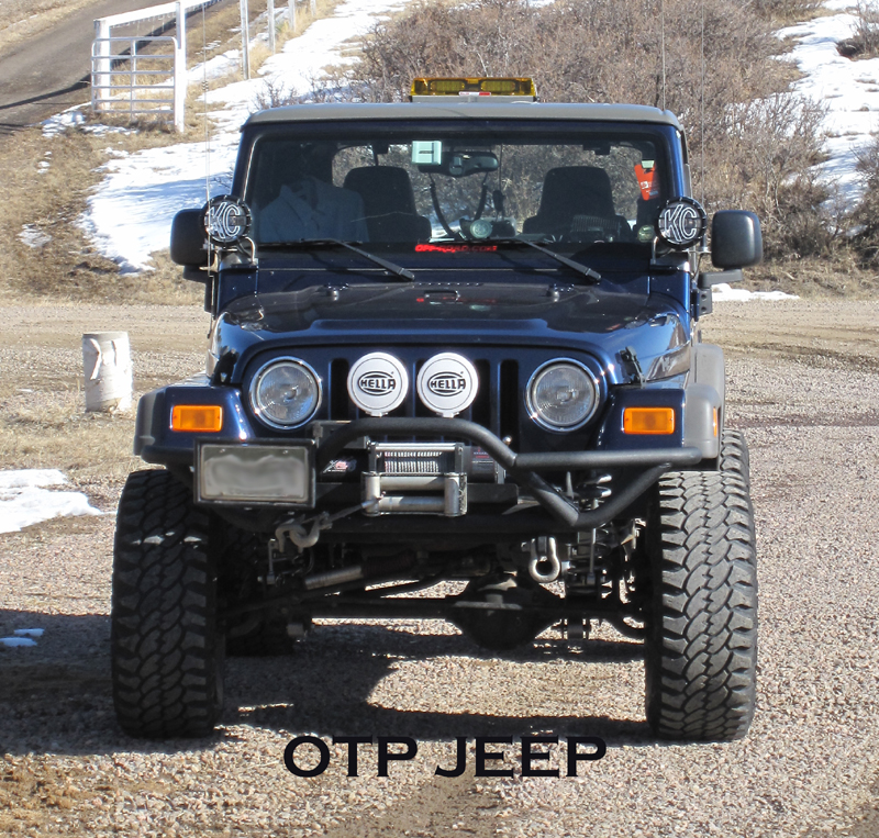 [How To Remove 2009 Jeep Wrangler Front Bumper